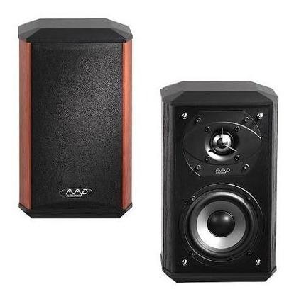 aad c-44 (par) caixas frontais/ sorround - kef/denon/onkyo - últimos pares!
