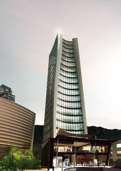 (aagm) moderna torre de oficinas en venta en zona valle