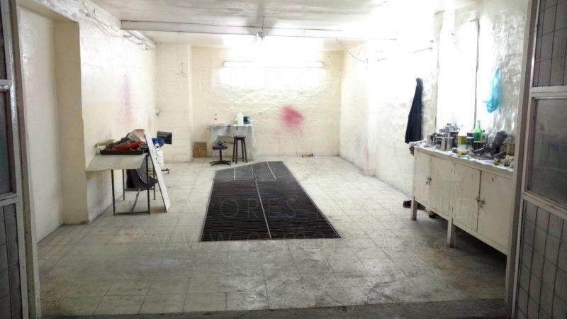 a.alberdi sta rosa 3000, galpon amplio con oficinas y dpto
