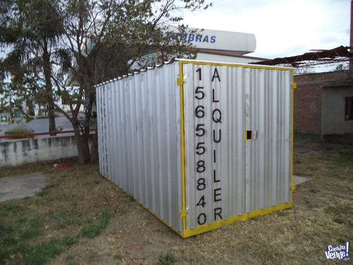 aalquiler obradores / deposito