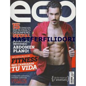 Aaron Diaz Revista Ego De Diciembre 2008 Rbd Rebelde