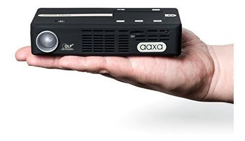 aaxa p4-x proyector inteligente pico inteligente para androi
