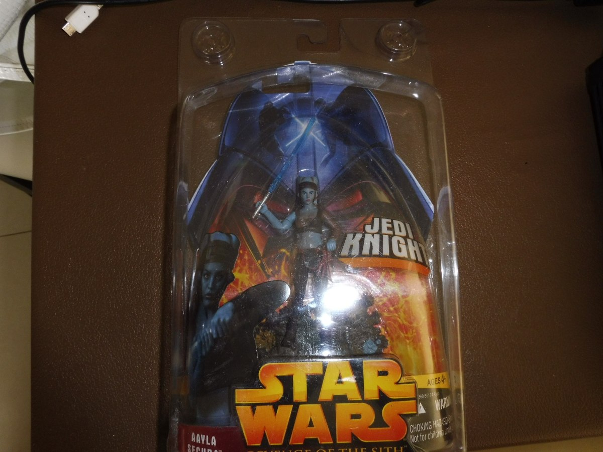 Aayla Secura Jedi Knight- Revenge Of The Sith - Imperio Sw
