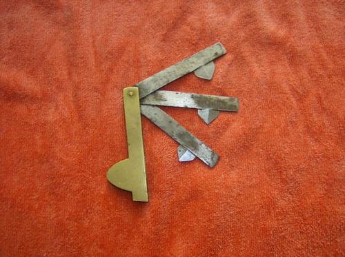 @ab 4970 canivete inglês joseph rodgers bisturi incisão