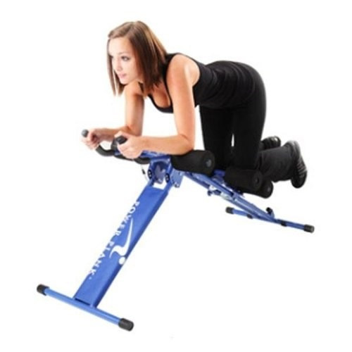 ab 5 minute shaper coaster six pack abdomenales gym tv. maa