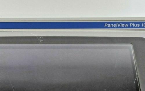 ab allen bradley 2711p-t10c4d2 panelview plus 1000 hmi 2711p