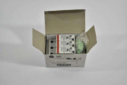 ab allen bradley 4983-ds480-403 surge protective device 3 po