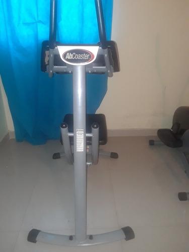 ab coaster maquina abdominal