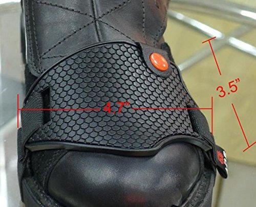 a.b crew soft anti-lost zapato de arranque de la motocicleta