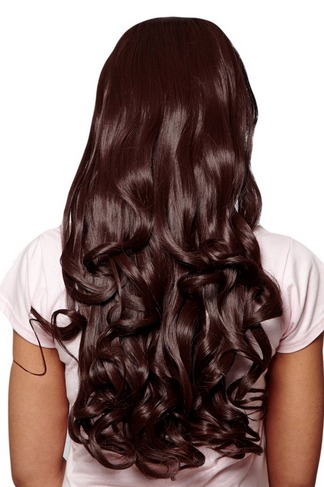 Ab extensiones cabello natural cortina rojiza 160x45 t 99j en mercado libre - Extensiones cortina ...