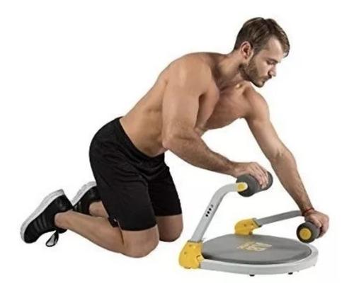 ab tomic aparato para fortalecer abdomen y cuerpo
