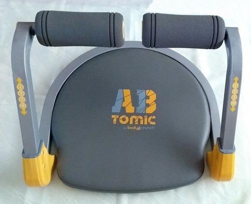 ab tomic maquina para hacer ejercicio en casa