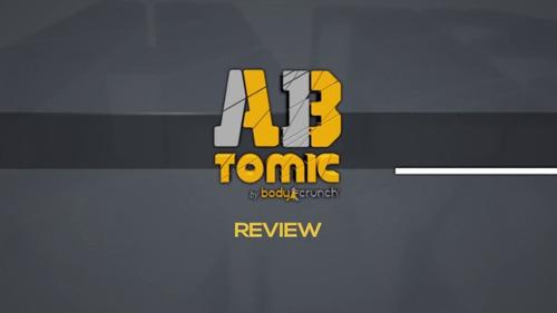 ab tomic original inova body crunch ¡garantía 12 meses!