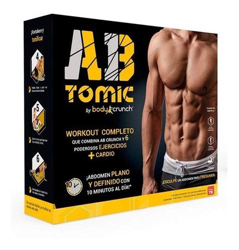 ab tomic para abdominales original inova ¡garantía 12 meses!