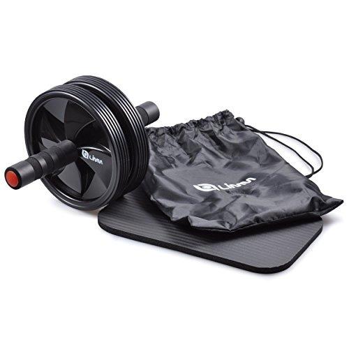 ab wheel roller by limm - para ejercicios abdominales avanz