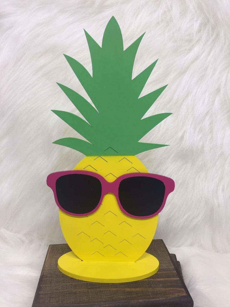 81b568413330b abacaxi com óculos mdf decoração festa havaí aloha quarto. Carregando zoom.