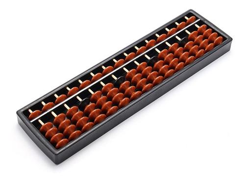 abaco chino de 15 filas material didactico h8085