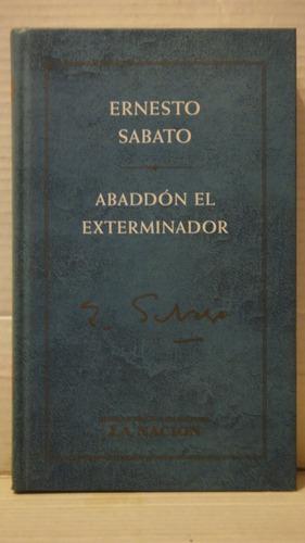 abaddón el exterminador ernesto sabato microcentro/retiro