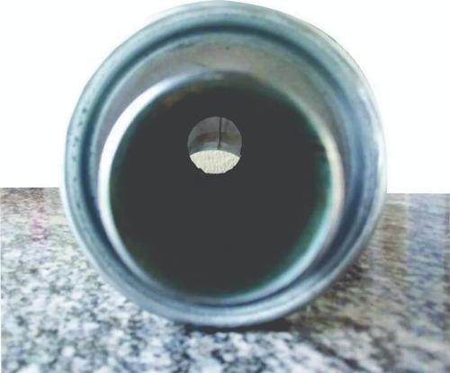 abafador escapamento universal turbinho c/ ponteira cromada