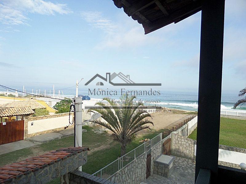 abaixou! duplex c/mezanino c/vista da praia-maricá/rj