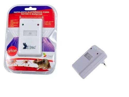 abajur 4em1 repelente eletronico rato formiga aranha baratas