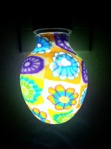 abajur de tomada luz de led decorativo mini