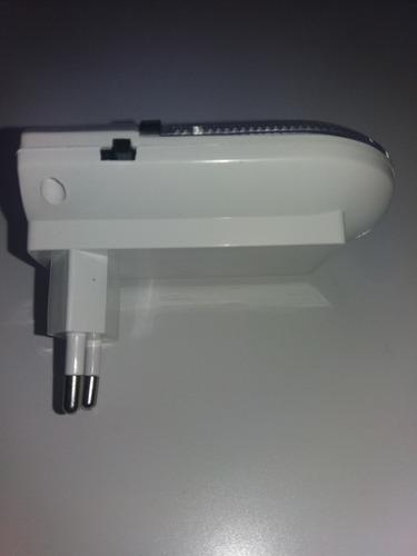 abajur led de tomada bivolt( mini)