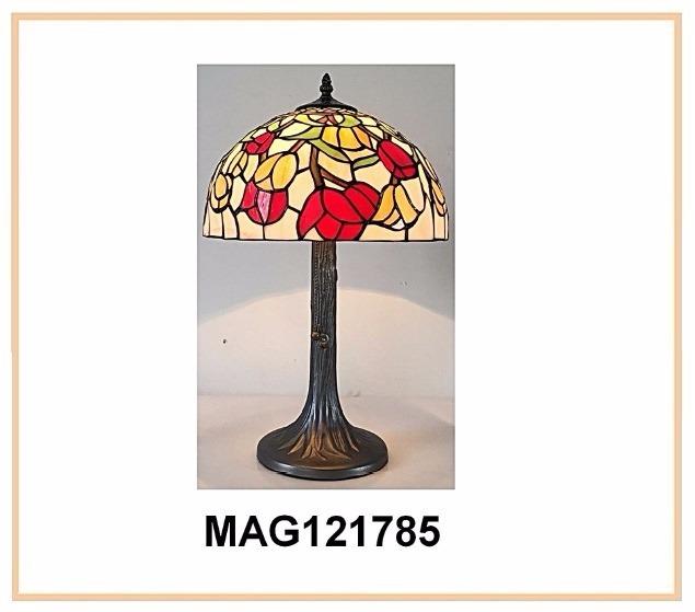 8dfe7a66d862d Abajur Tiffany - 50cm Altura Black Week - R  950,00 em Mercado Livre