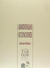 abandonadas ocupaciones(libro poesía)