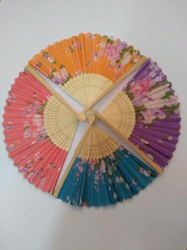 abanico color surtido remate ventilador