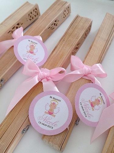abanico madera personalizado boda,  matrimonio, shower 15 añ
