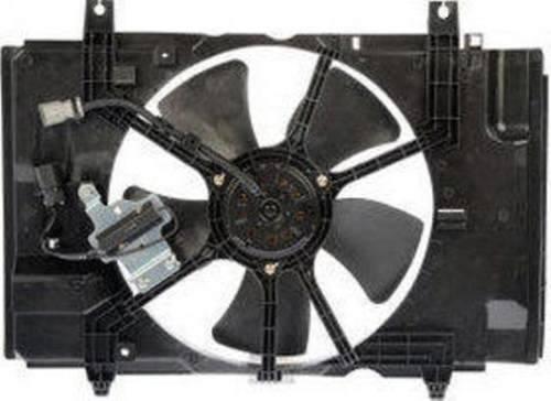 abanico radiador / ac tiida 1.6l 1.8l 2007 - 2010