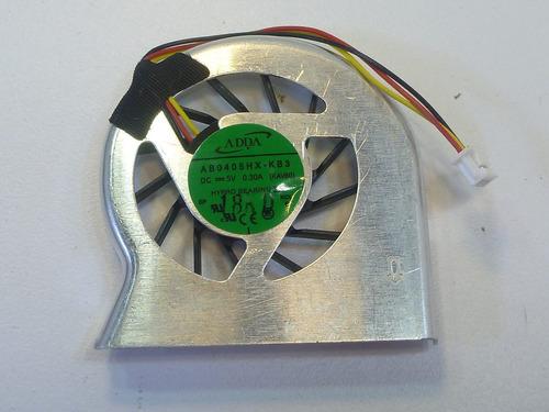abanico ventilador laptop  acer d250 p531h kava0 kav60