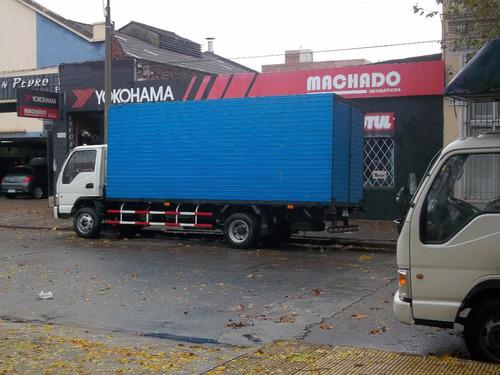 abanicos transportes - mudanzas - fletes-
