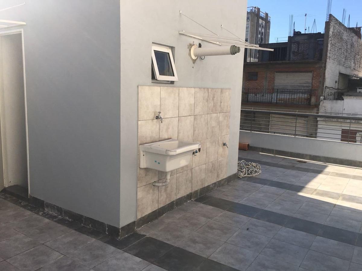 abasto venta 3 ambientes terraza a estrenar bajas expensas