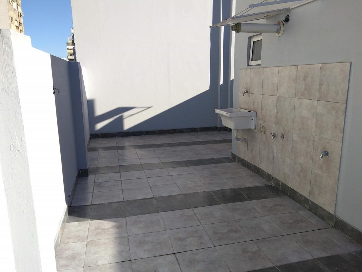 abasto venta departamento estrenar 3 ambiente balcon terraza