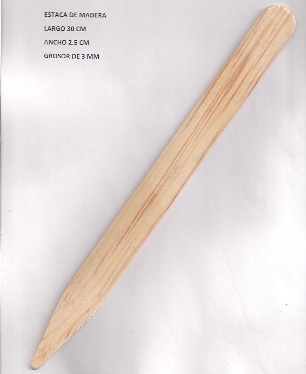 Abatelenguas de madera bolsa con 500 piezas en - Precio de maderas ...