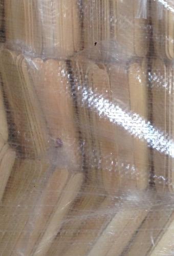 abatelenguas de madera bolsa con 500 pzas caja con 8 bolsas