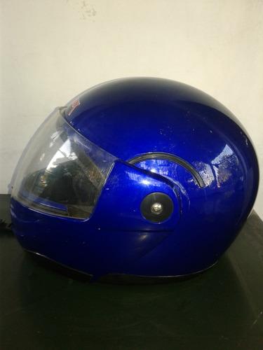 abatible moto casco