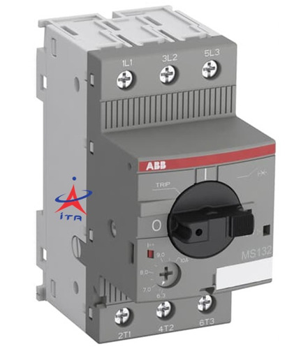 abb 1sam350000r1007 guardamotor, ms132-2.5, 2.5amperes