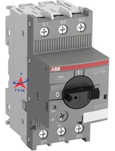 abb 1sam350000r1013 guardamotor, ms132-20, 20amperes