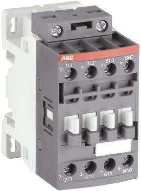 abb 1sbl157001r1410 contactor trifasic,28a,bobina 250-500vca
