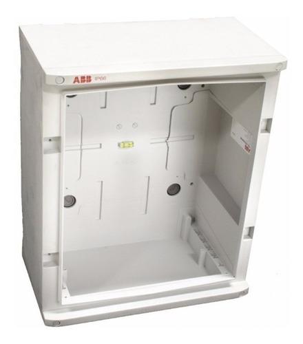 abb 1sl0223a00 gabinete gemini 3 72modulos 700x460x260mm