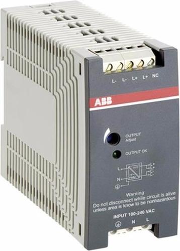 abb 1svr427031r0000 fuente alimentación 110-220vca 24vcd1.25