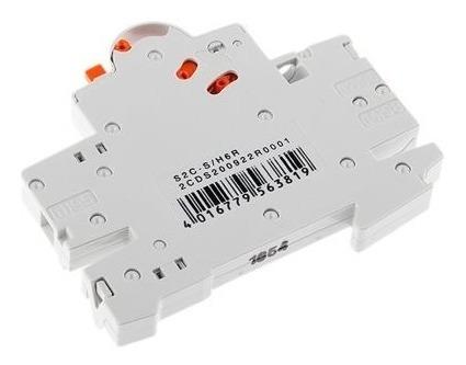 abb 2cds200912r0001 contactor aux p/mini interruptor s200