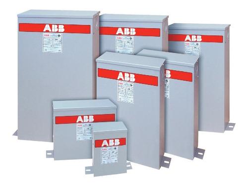 abb c484g10-3fi banco de capacitores 10kvar 480volts