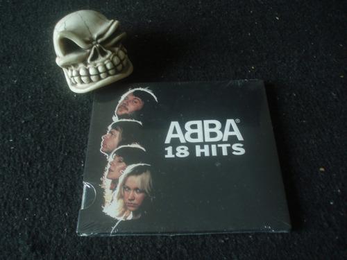 abba  18 hits  lacrado cd