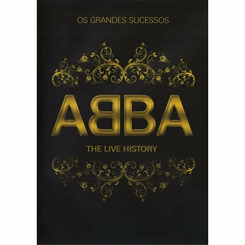 abba 2 dvds originais