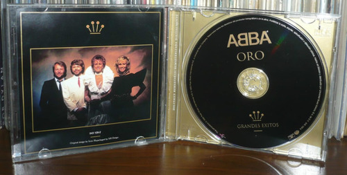 abba cd oro grandes exitos