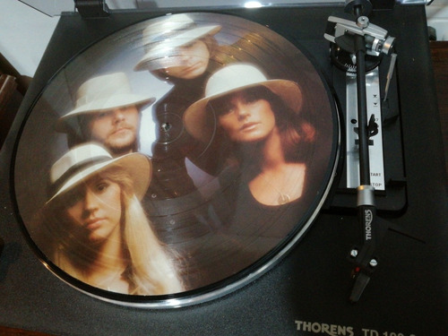 abba the best of abba vinilo picture disc